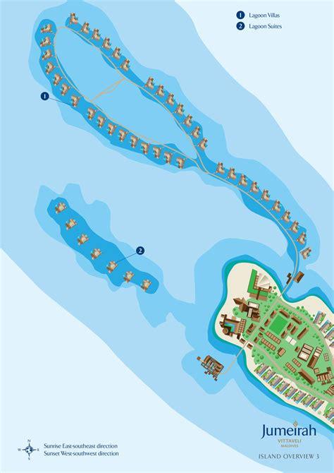 jumeirah resort map jumeirah vittaveli resort in maldives architecture design