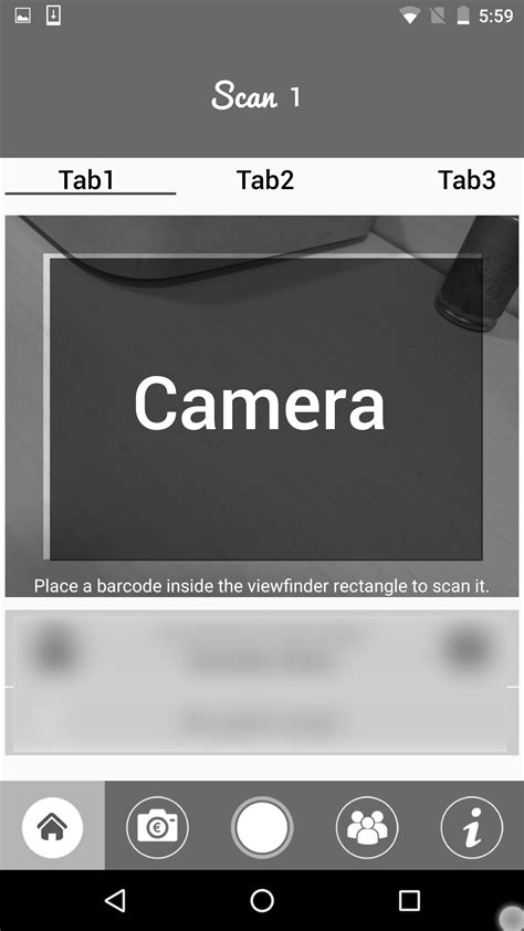 Android Zxing by Android Zxing Library Barcode Scan Pauses Or Shows Black