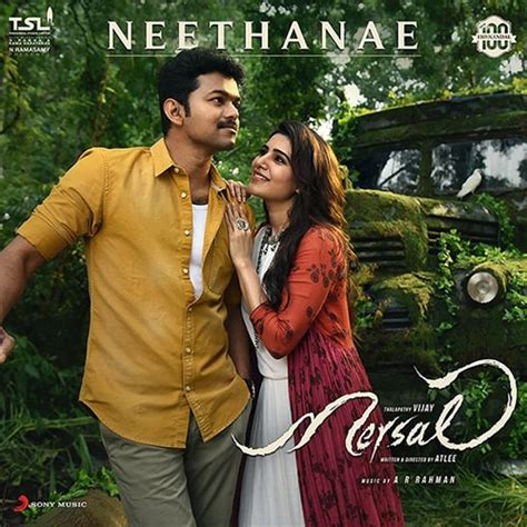 Download Mp3 From Mersal Movie | neethanae mp3 song free download mersal