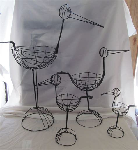 Baby Shower Wire baby shower wire stork table centerpiece for baby shower