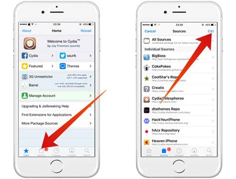 pattern unlock cydia source 23 best cydia sources to use in 2018 on ios 11 10