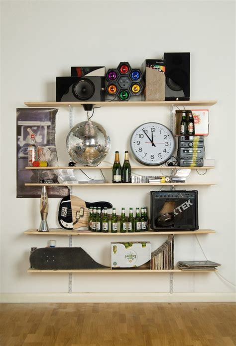 Skull Shelf by Skull Bookshelves Formed With Everyday Items Modern Met