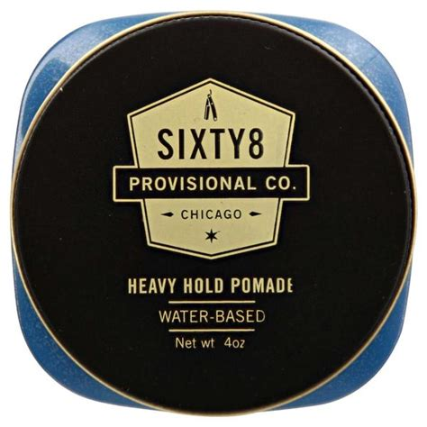 Pomade Murray Heavy Hold sixty8 heavy hold water based pomade pomade