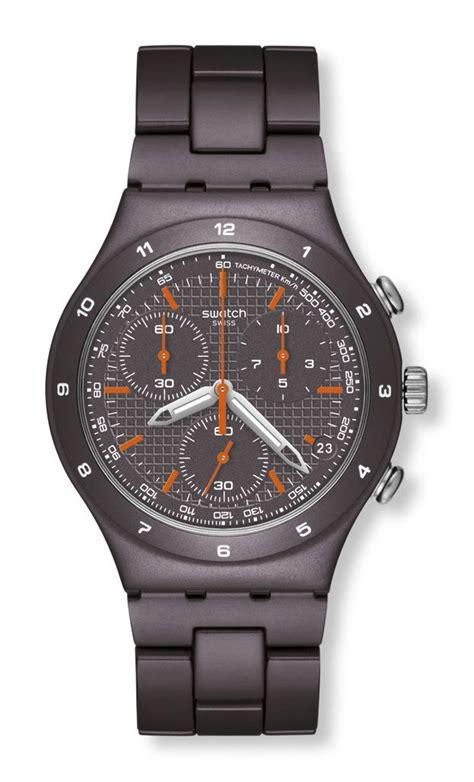 Swatch Chrono Brown relojes swatch chrono comentarios de reloj brown coat