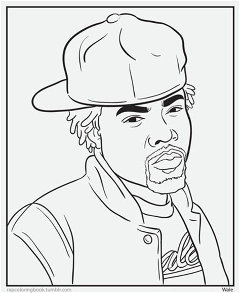 rapper coloring pages le livre de coloriage hip hop gangsta lebruitdesgar 231 ons