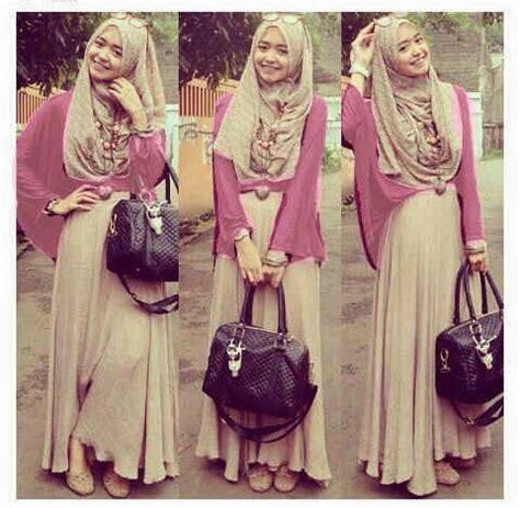 Segi4 N Pasmina Murah N Modis jual baju muslim saramel warna cantik dan murah