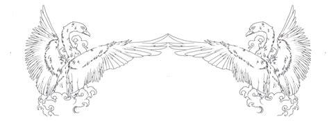 back tattoo png swans upper back tattoo design by baitti on deviantart