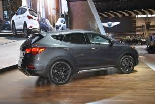 Hyundai In Chicago 2017 Hyundai Santa Fe Thinks It S Got A Facelift In