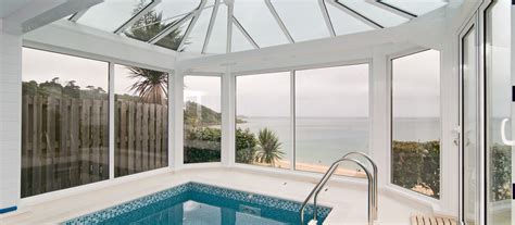 St Ives Cottages With Pool by Trencrom Villa In Carbis Bay Cornwall Blue Chip Holidays