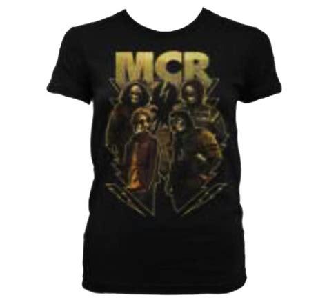 T Shirt Mcr official t shirt my chemical appetite for danger