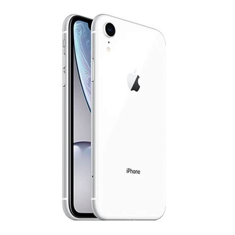 apple iphone xr dual sim 256gb 4g lte white facetime itshop ae