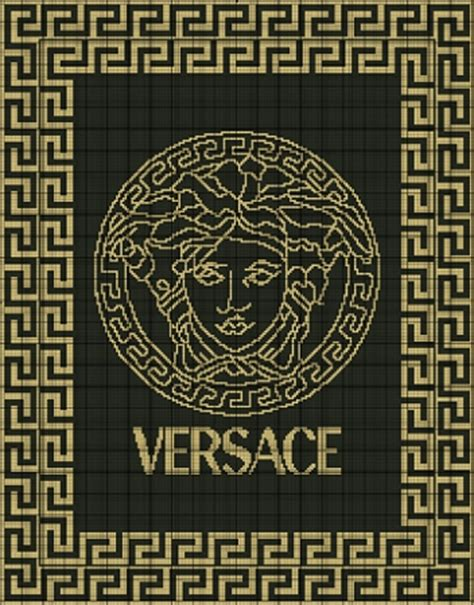 Versace Pattern Logo | the gallery for gt versace pattern vector