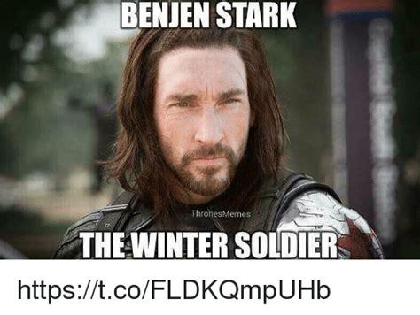 Winter Soldier Meme - benjen stark thronesmemes the winter soldier