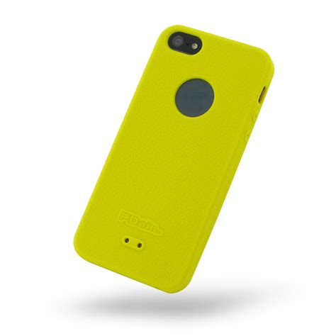 Softcase Iphone 5 Iphone 5s iphone 5 5s luxury silicone soft yellow pdair 10