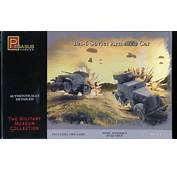 Pegasus Hobbies 1/72 BA 6 Armored Car Previewed By Scott