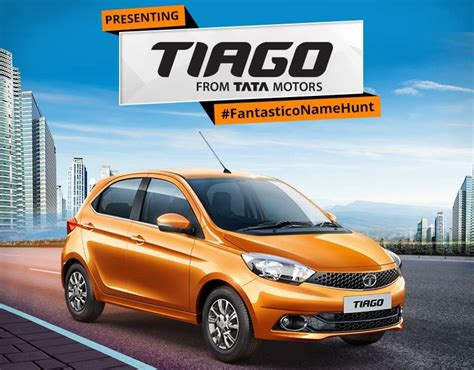 new cars name tata tiago the zica gets a new official name