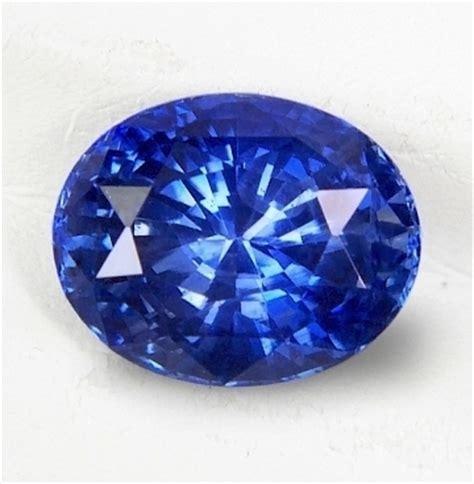 Blue Sapphire Safir Medium Blue unheated untreated blue sapphires gemstones