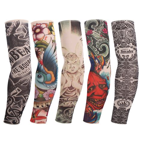 various pattern tattoo oversleeve popular arm sleeves tattoos buy cheap arm sleeves tattoos