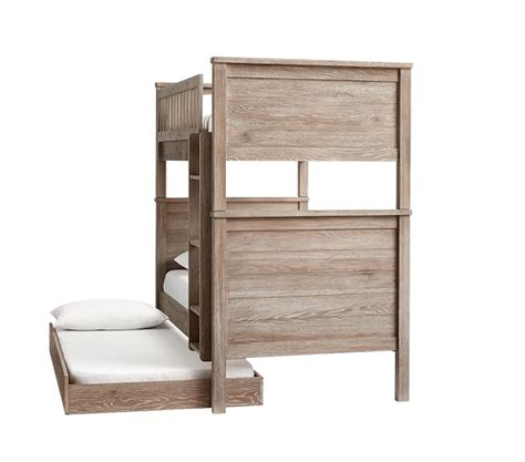 pottery barn bunk beds charlie twin over twin bunk bed pottery barn kids
