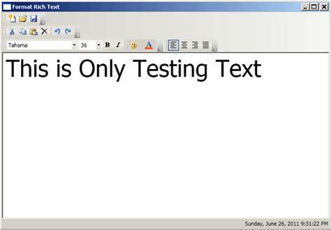 rich text format adalah belajar aplikasi visual basic net 2008 membuat format