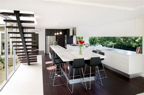 Modern Kitchen Designs Sydney Oatley Modern Kitchen Modern Kitchen Sydney By Of Kitchens Pty Ltd