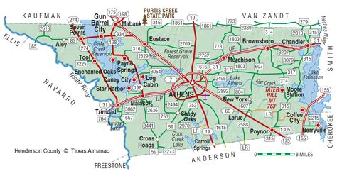 henderson texas map henderson county texas map images