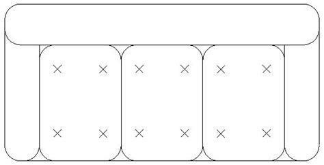 blocchi cad divani blocchi autocad formato dwg o dxf divano