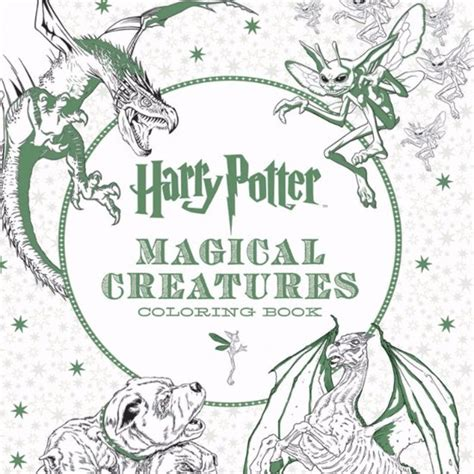 harry potter coloring book preview harry potter gifts for popsugar tech