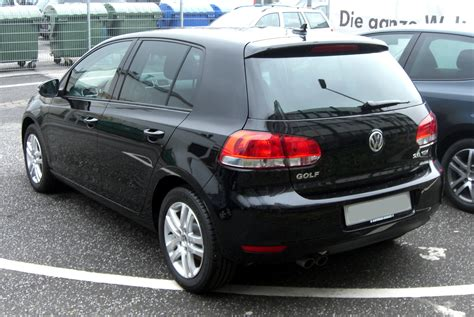 2009 Vw Golf by Volkswagen Golf 2009