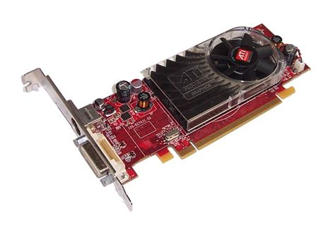 Graphic Card Radeon dell nw552 optplex 745 dcsm 256mb graphics card ati radeon p n 102b2760700