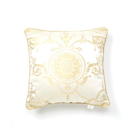 Damask Throw Pillows by Prestige Damask 18 Quot X 18 Quot Decorative Throw Pillow Ebay