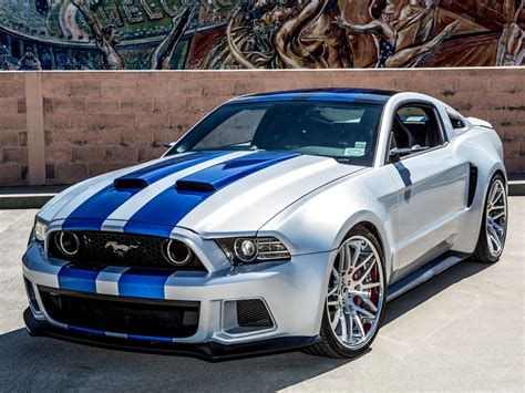 2014 Ford Mustang G T Need For Speed movoe film supercar muscle hot rod rods tuning gh wallpaper