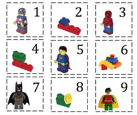 printable superhero number cards 6 best images of super hero free printables numbers lego