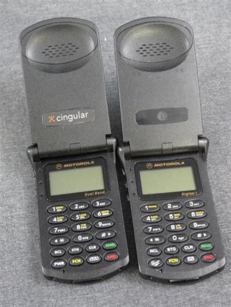 Qwest Phone Lookup Vintage Motorola Startac Tdma Cell Phone Mobile Flip Qwest Bundle Battery Ebay