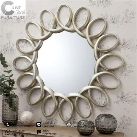 Jual Cermin Kamar Mandi Surabaya pigura cermin minimalis limbo createak furniture