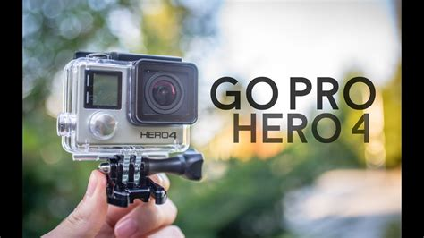 Gopro Hero4 Blackedition gopro 4 black edition review with 4k and