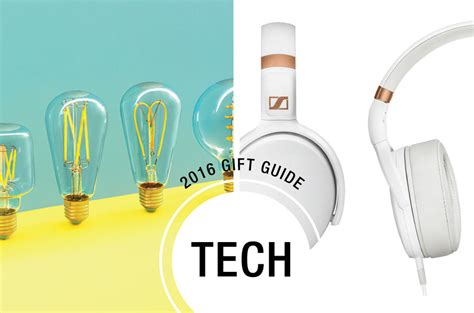 tech gifts 2016 2016 best tech gifts for design lovers design milk
