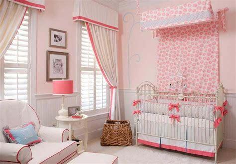 deco chambre bebe design d 233 co chambre b 233 b 233 le voilage et le ciel de lit magiques