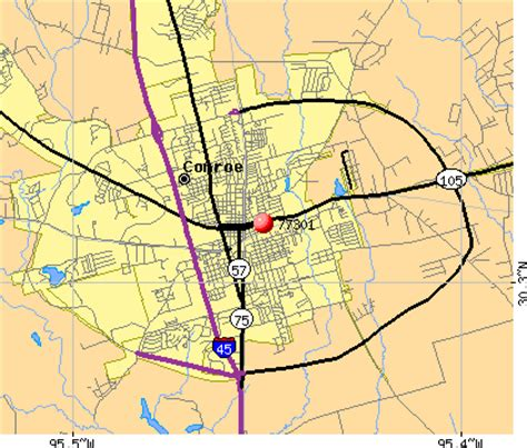 conroe texas zip code map 77301 zip code conroe texas profile homes apartments schools population income