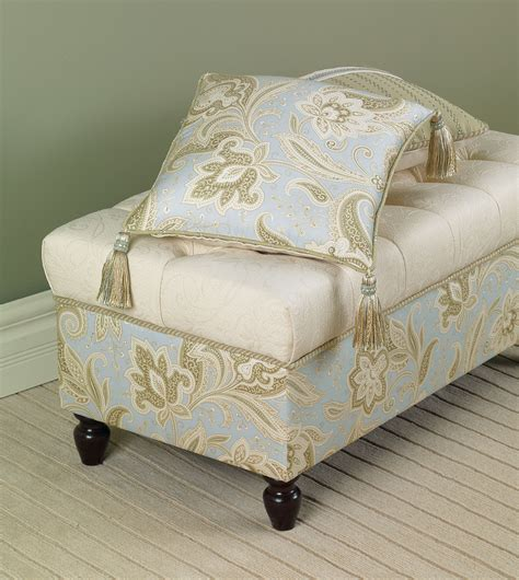 bedroom ottomans and benches luxury bedding by eastern accents southport collection