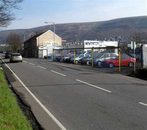 afan valley cars port talbot c jaggery geograph