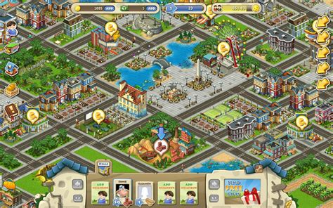 town layout game township screenshots city building games