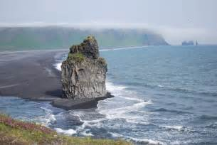 contemplating change iceland beaches of black sand