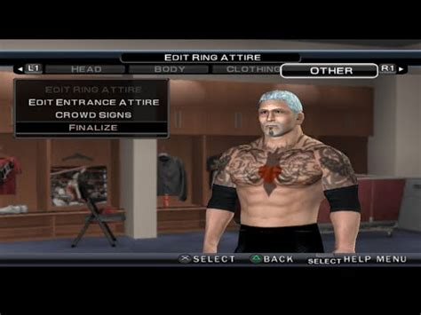 scott steiner tattoo svr2011 ps2 steiner 2015