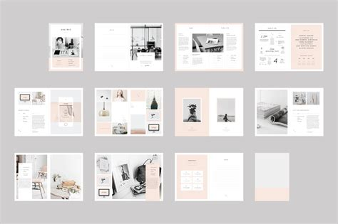Layout Design Com | newington portfolio on behance