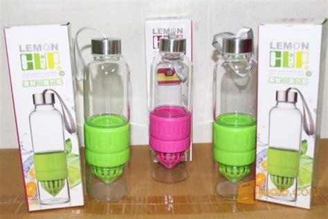 Botol Infused Water Tupperware botol minum infused water citrus zinger lemon botol minum
