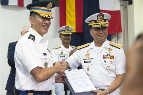 On Our Radar Navy Turns New Leaf by U S Delivers New Aerostat Radar System To Philippine Navy