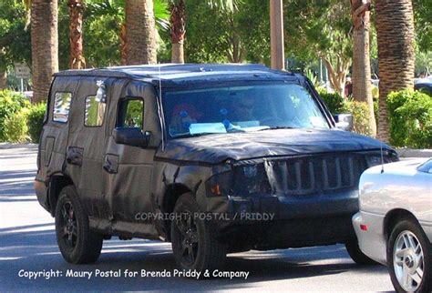 Jeep Commander Size 2007 Jeep Commander Dimensions