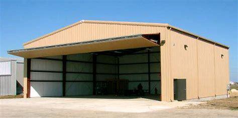 Metal Building Garage Doors Hangar Doors For Pre Engineered Steel Buildings Hangar Garage Doors