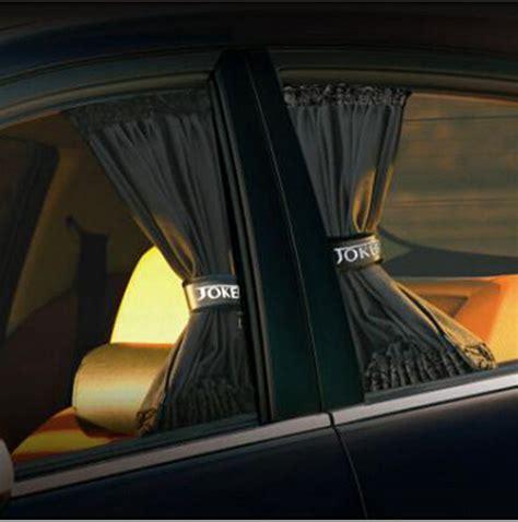 des rideaux fen 234 tres de voitures pour un confort